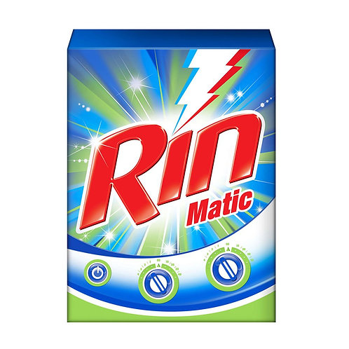 Rin Matic Washing Machine Powder - 1 kg