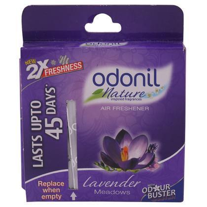 Odonil Lavender Meadows Air Freshener Block 75 g