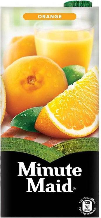 Minute Maid Orange Juice  (1 L)