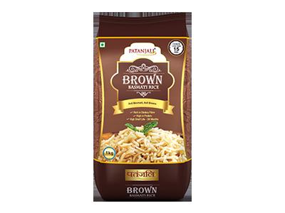 Patanjali BrownBasmatiRice1 kg