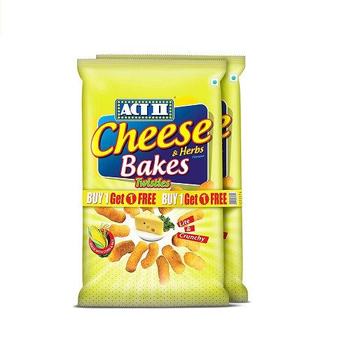 Act II Cheese Bakes Combo