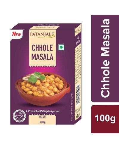 Patanjali Chhole Masala Powder, 100 gm