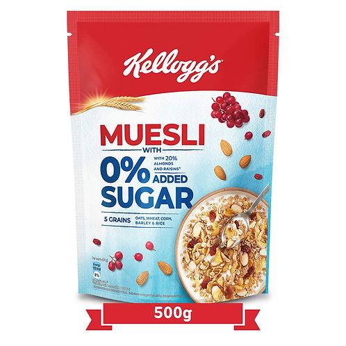 Kellogg's Muesli with 0% Added Sugar
