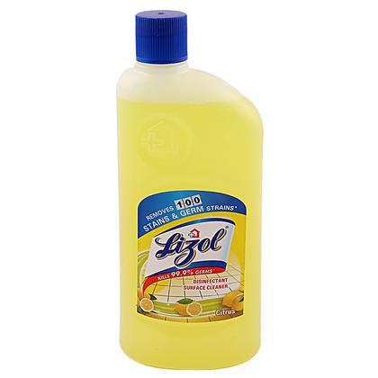 Lizol Citrus Disinfectant Surface Cleaner 500 ml