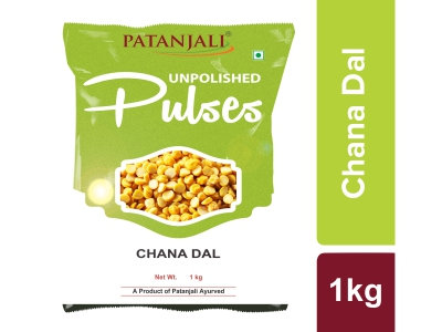 Patanjali Unpolished Chana Daal