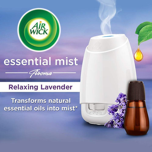 Airwick Essential Mist Automatic Fragrance Diffuser Kit