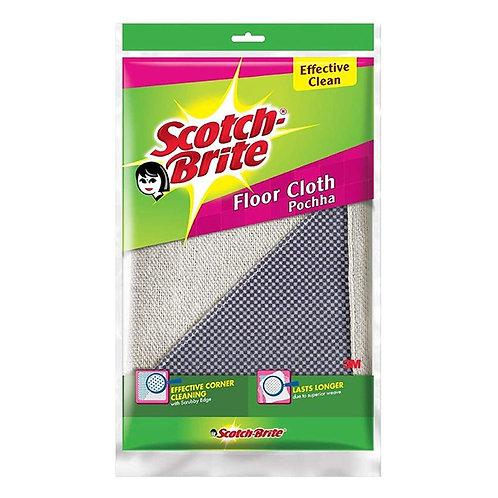 ScotchBrite Floor cleaning cloth Pocha (2 Pcs)