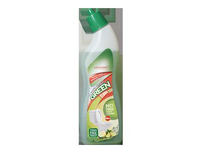 Patanjali Green Flush Toilet Cleaner(HCL FREE)500Ml