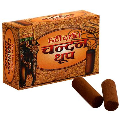 Hari Darshan Dry Chandan Dhoop 16 Sticks