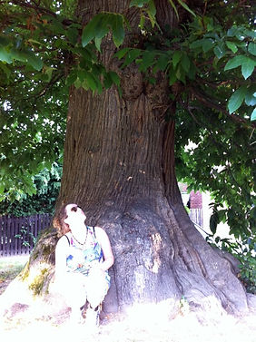 Forest Bathing in Cheshire with Amanda C