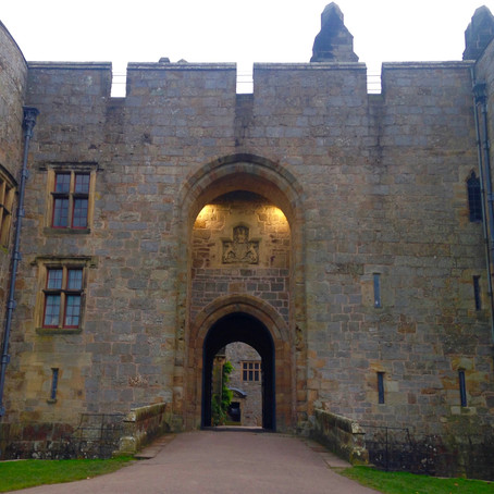 Chirk, Castle Of The Damned