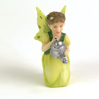 Kneeling Fairy with Can