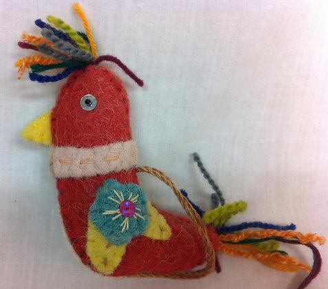 Fair Trade Red Birdee