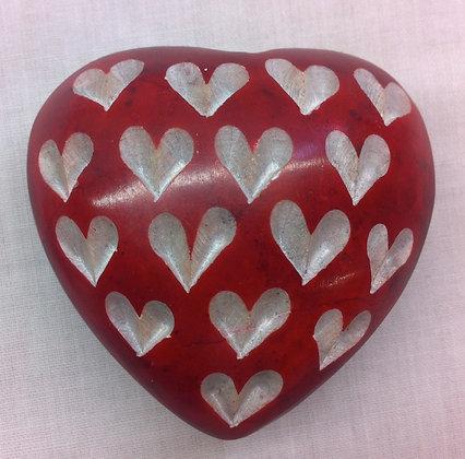 Fair Trade Love Heart