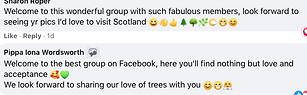 Love & Acceptance praise for Amanda Vest