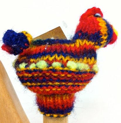 Fair Trade Hen Finger Puppet