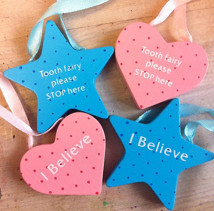 Tooth Fairy Hanger