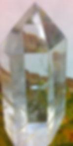 Ethical Crystal Quartz Point frorm Jack