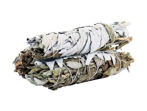 White Sage and Black Sage
