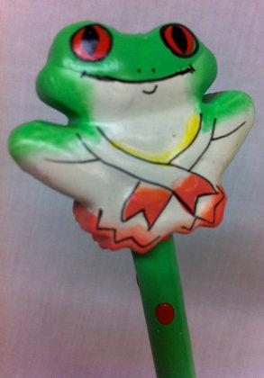 Fair Trade Frog Pencil