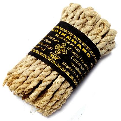 Spikenard Pure Herbs Incense Rope