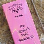 Prem Incense Fair Trade Mothers India