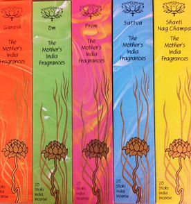 Mothers' India Incense from Jack In The