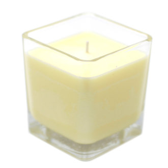 Vanilla Shortbread Soy Candle in Recycled Glass Pot