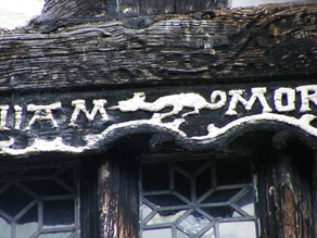 The Dragons of Little Moreton Hall (Part1)