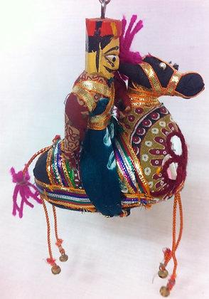 Fair Trade Horse Rider