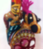 Fair Trade Indian Puppet Gift at Jack In