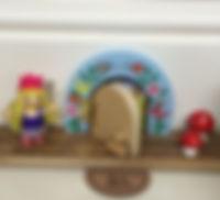 Fairy, Folk, door, Cheshire, toy, shop, Staffordshire, magic, doors, fairies