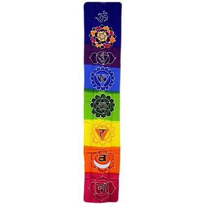 Chakra Drop Banner - Rainbow