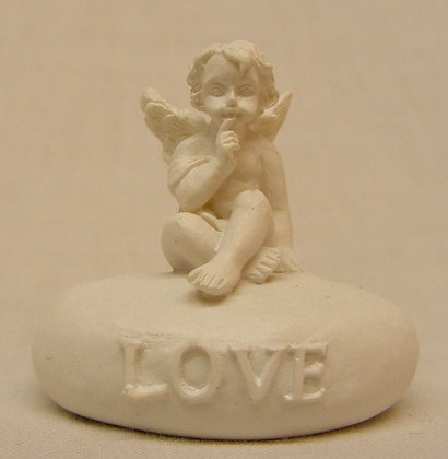 Angel Love Pebble