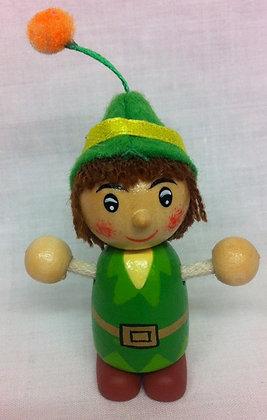Wooden Elf