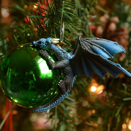 Dragon Baubles