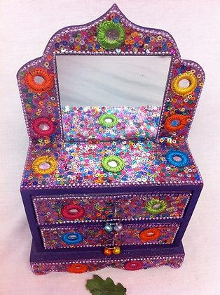 Fair Trade Jewellery Dresser