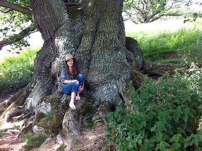 Amanda C Vesty - Founder Ancient Sacred