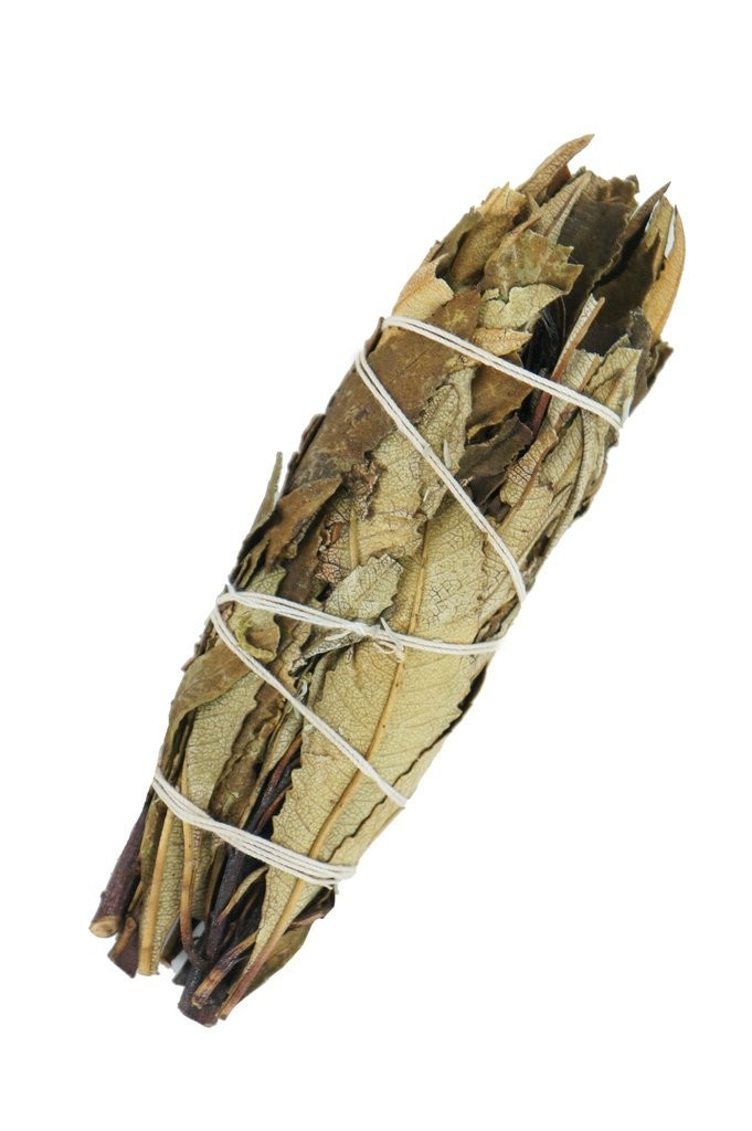Yerba Santa Smudge Stick from Jack In The Green ethical gift shop