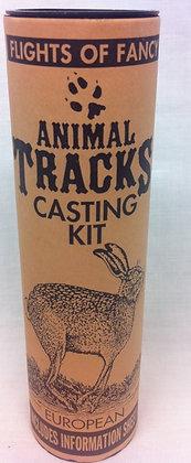Animal Tracks Casting Kit