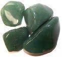 Green Quartz small tumblestone