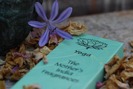 Yoga Incense Fair Trade Mothers India