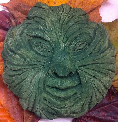 Green York Minster Green Man