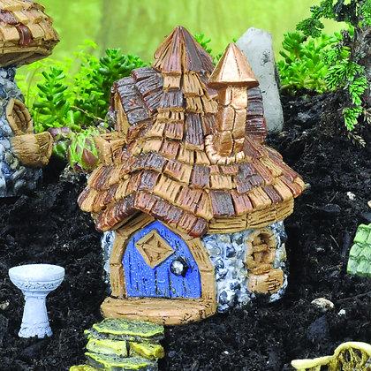 Cone Top Gnome House