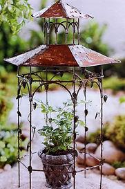 Fairy Garden Orchard Pavillion at Jack I