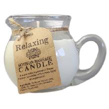 Soybean Massage Candles - Relaxing