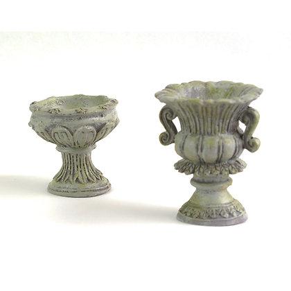Stone Urn (pair)