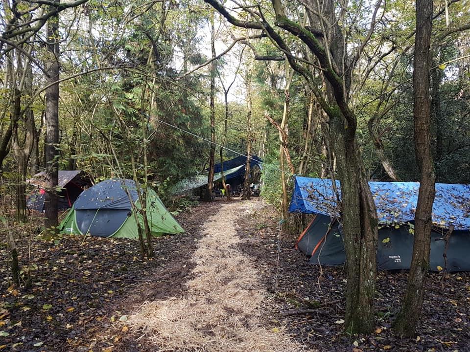 HS2 Cubbington Camp