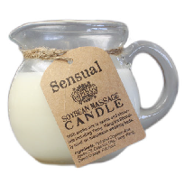 Soybean Massage Candles - Sensual
