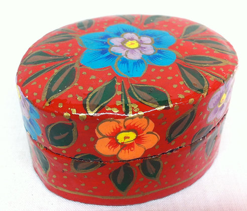 Fair Trade Red Mini Pot